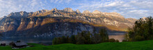 Churfirsten Panorama