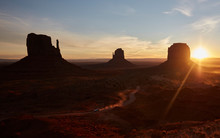Discovering Monument Valley