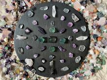 Natural Crystal Stone, Designe...