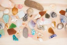 Crystals And Shells