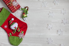 Procurement For NewProcurement For New Year Or Christmas Greetings. Decoration To T Year Or Christmas Greetings. Decoration To The Toe For Gifts