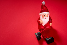 Christmas Santa Claus Figurine...