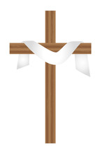 Easter Cross- Crucifixion Of Jesus Christ