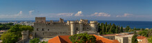 Panoramic View Over Palace Of ...