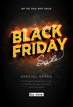 Banner Black Friday Is Hot And...