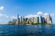 Manhattan Downtown Panorama, New York City