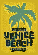 Venice Beach Los Angeles Calif...