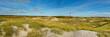 Panorama Insel Amrum mit Leuchtturm