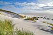 Düne mit Strand auf der Insel Amrum