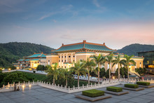 The National Palace Museum At ...
