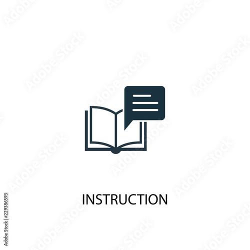 Photo instruction icon