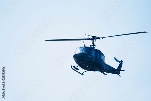 Staande foto Helicopter 陸上自衛隊のヘリコプター