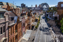 View Of George Street In The R...