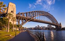 The Sydney Harbour Bridge, Syd...