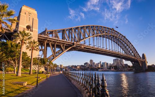 Obrazy Sydney  sydney-harbour-bridge-sydney-australia