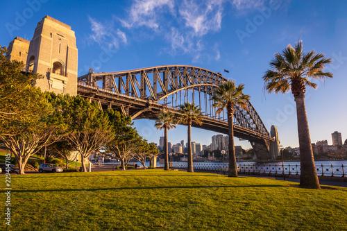 Recess Fitting Sydney The Sydney Harbour Bridge, Sydney, Australia