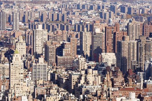 Photo New York city buildings