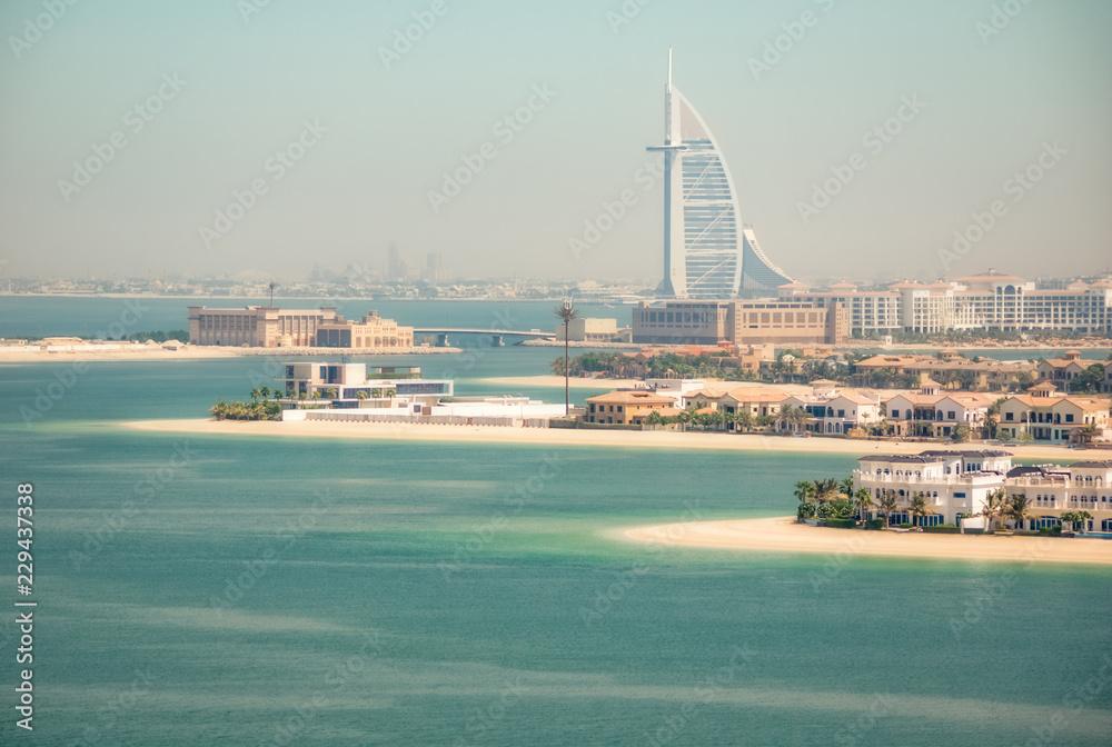 Photo  Burj Al Arab Jumeirah .