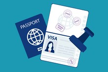 Passport With Biometric Data A...