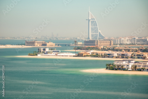 Photo  Burj Al Arab Jumeirah .