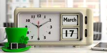 Saint Patrick's Day On Old Ret...