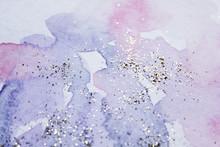 Glittery Background.