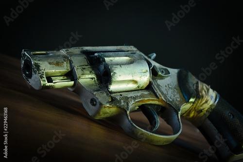 Fényképezés  Post apocalyptic pistol