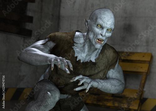 Fotografia Vampire Ghoul Mutant