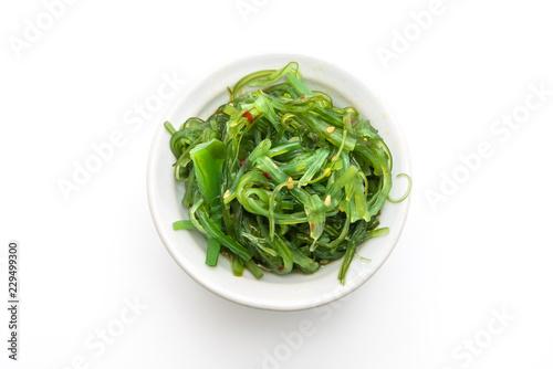 Obraz na płótnie seaweed salad -Japanese style