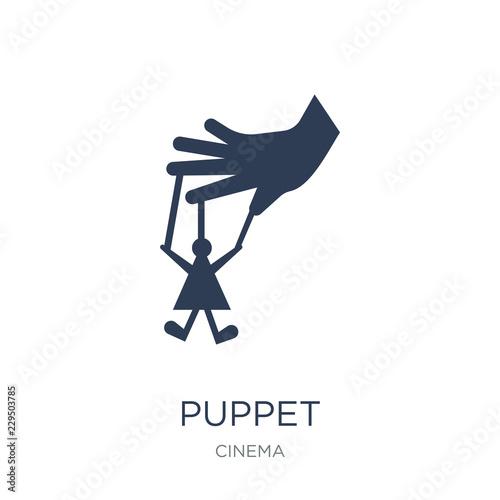 Photo  Puppet icon