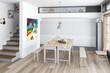 Küche: renoviert (Konzeption)