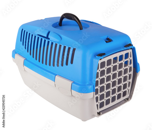 Photo Cage for transporting pets