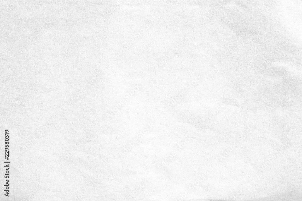 Fototapety, obrazy: Old white paper texture