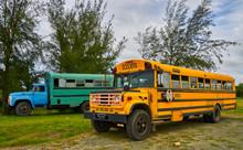 Transporte Escolar En Cuba