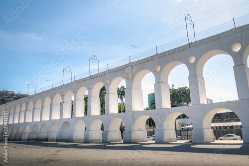 Arcos da Lapa Arches - Rio de Janeiro, Brazil