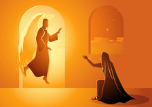 Annunciation To The Blessed Vi...