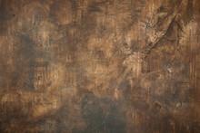 Dark Brown Stucco Background Texture