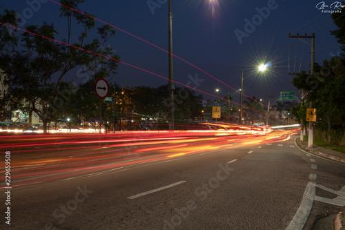 Fotografía  Luzes da noite de Jundiaí