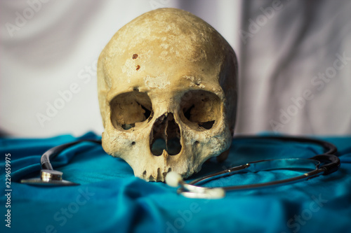 Photo Un día en el quirófano forense