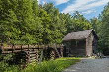 Historic Mingus Mill In Great ...