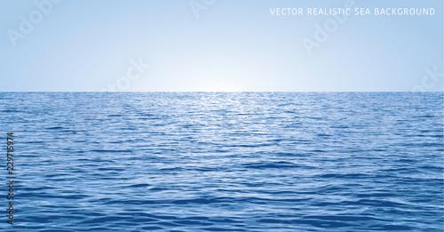 Fototapeta ocean horizon obraz