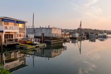 Floating Homes In San Francisc...