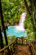Beautiful Waterfall In Norther...