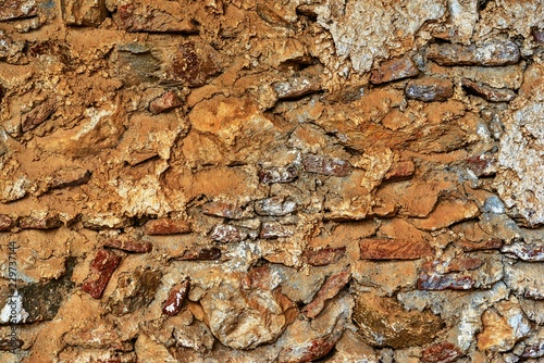 Poster Stenen rough abstract stone texture closeup for a background