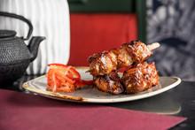 Filipino Style Pork Skewer In ...