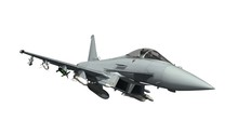 Military Fighter Jet - Armed M...