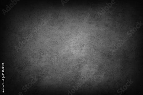 Fototapeta Grey textured background obraz na płótnie