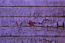 Old Wooden Boards Of A Backgro...