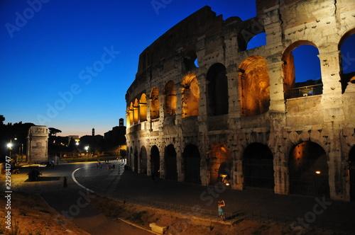 Fényképezés roman coliseum