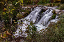 View Of Chittenango Falls Is L...